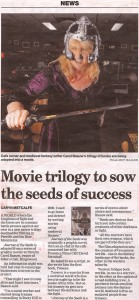 Penrith-Press-16-Jan-2011-Movie-trilogy-to-sow-the-seeds-of-success-web
